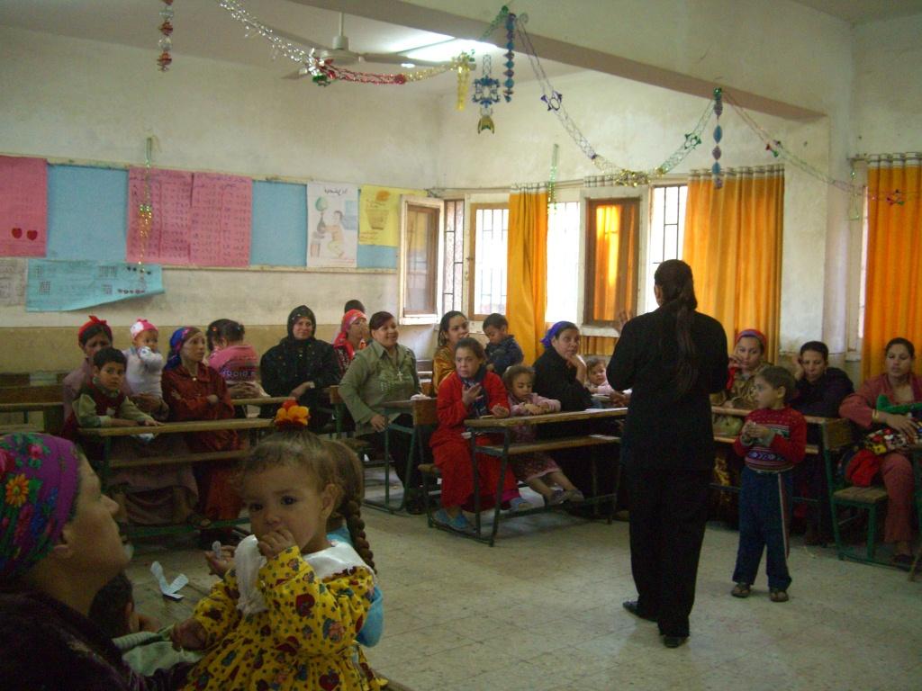El Azayza : centre de développement