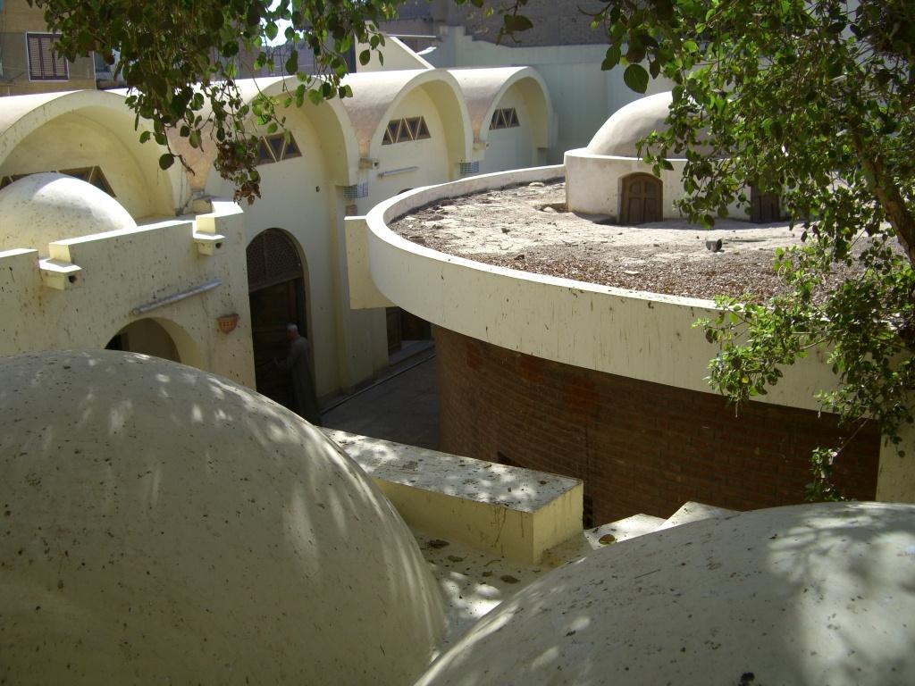 Le centre de tissage d'Akhmim