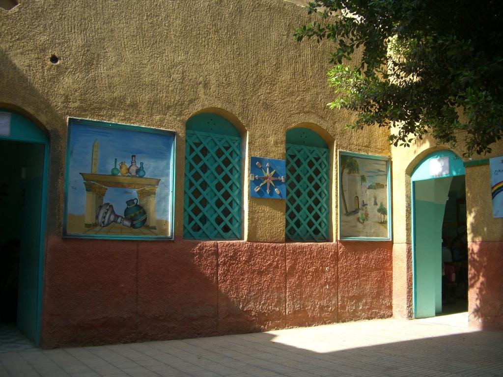 Ecole de Garagos (Louxor)
