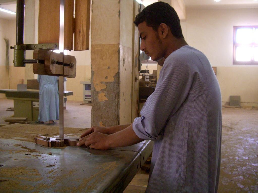Hagaza : menuiserie