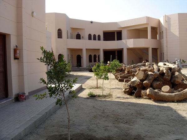 Le centre de menuiserie d'Hagaza